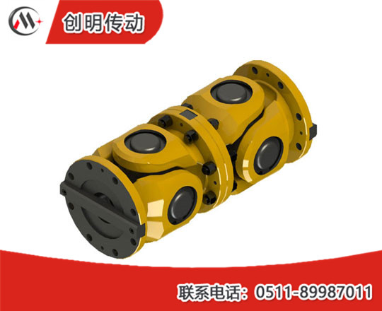 SWC-WD Non - telescopic short universal coupling