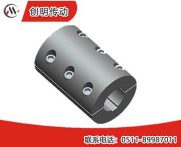GJ Clamp shell coupling