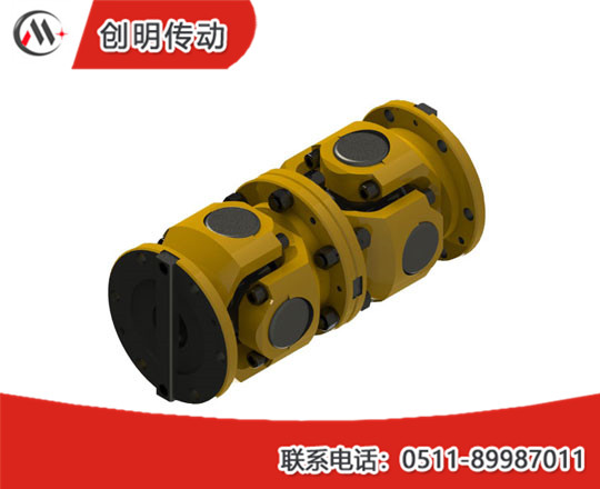 SWP-C Type universal coupler with no extension and shortening type