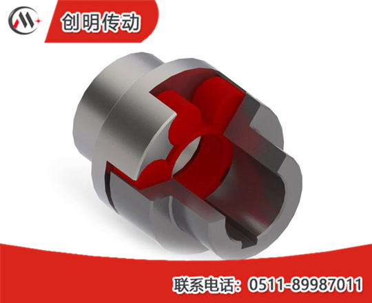 LM type sprig type flexible coupler