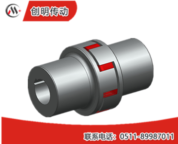 LX type star type elastic coupling