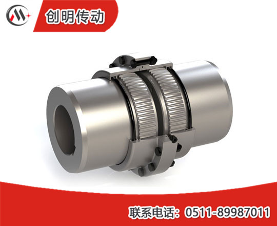 GIICL Drum Shape Gear Coupling