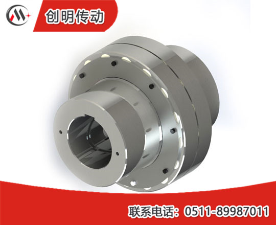 Hl-type elastic pin coupling