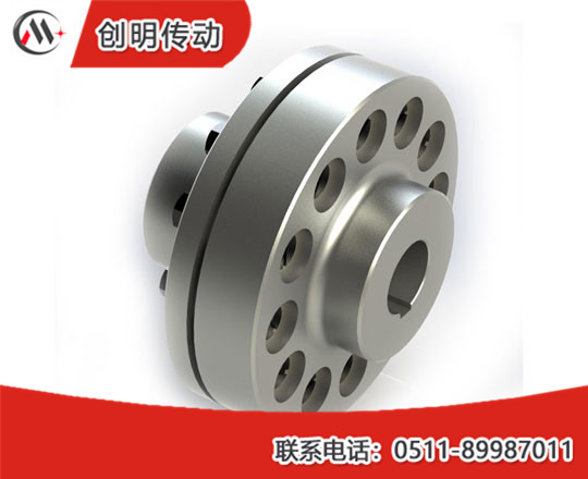 LT type elastic sleeve pin coupling