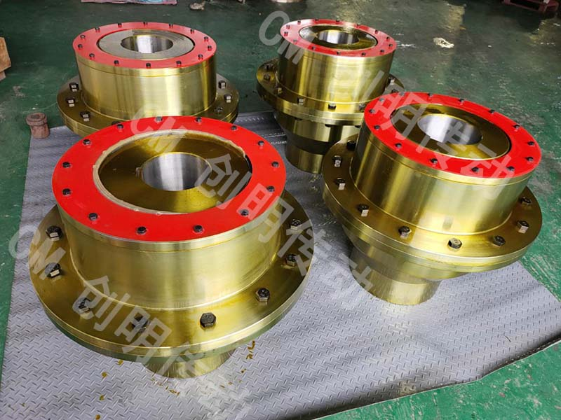 none-standard CL type drum gear coupling